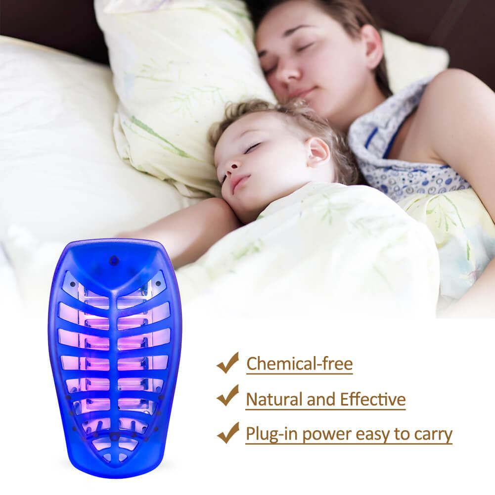 Indoor bug zapper