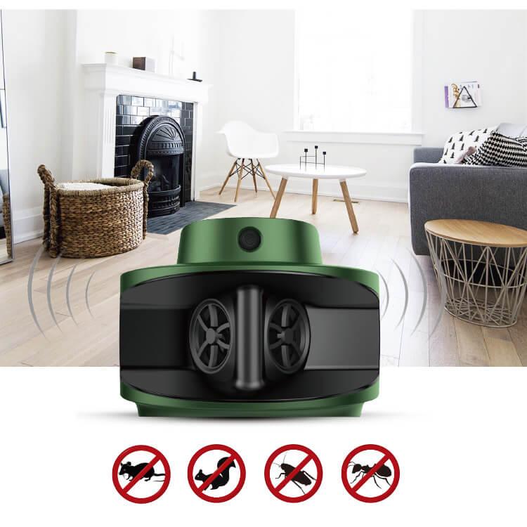 Mouse deterrent