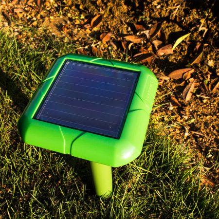 Solar Powered Snake Repellent Vs316d Solar Snake
